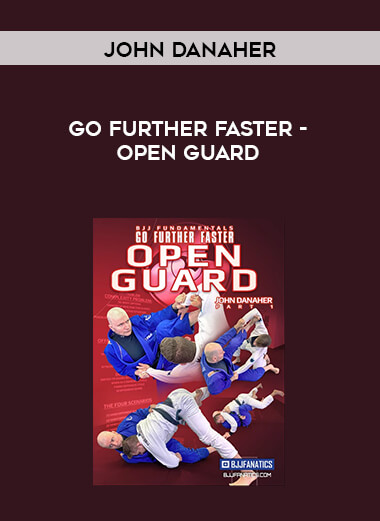 Go Further Faster - Open Guard - By John Danaher 1080p (By Chapter) form https://koiforest.com/