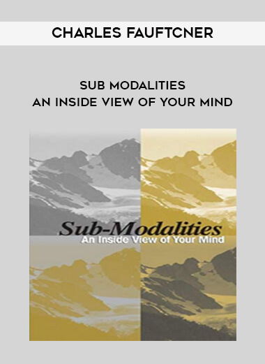 Charles Fauftcner - Sub - Modalities - An Inside View of Your Mind form https://koiforest.com/