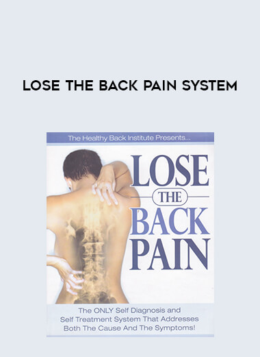 Lose the Back Pain System form https://koiforest.com/