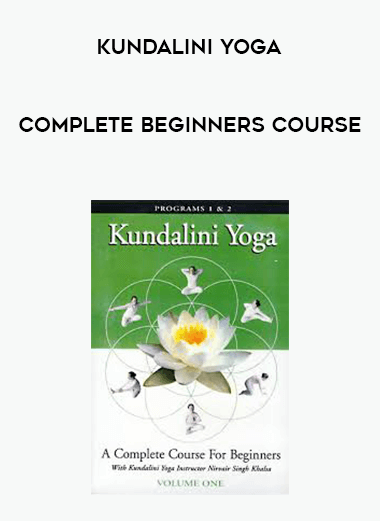 Kundalini Yoga - Complete Beginners Course form https://koiforest.com/