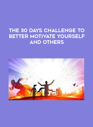 The 30 Days Challenge to Better Motivate Yourself and Others form https://koiforest.com/