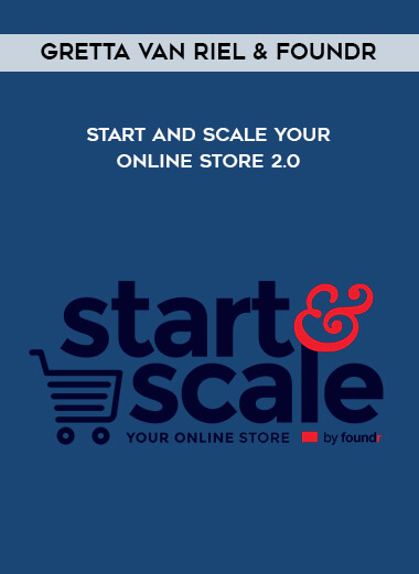 Gretta Van Riel & Foundr - Start and Scale Your Online Store 2.0 form https://koiforest.com/