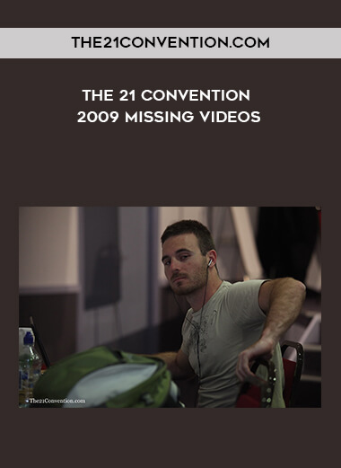 the21convention.com - The 21 Convention 2009 missing videos form https://koiforest.com/