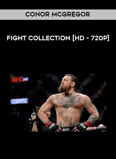 Conor McGregor - Fight Collection [HD - 720p] form https://koiforest.com/