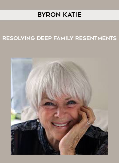 Byron Katie - Resolving Deep Family Resentments form https://koiforest.com/