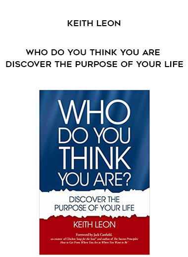 Keith Leon - Who Do You Think You Are Discover The Purpose Of Your Life form https://koiforest.com/