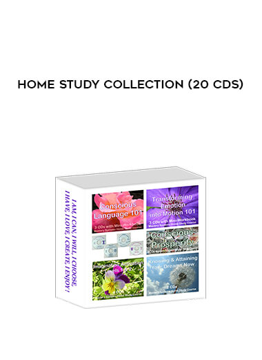 Home Study Collection (20 CDs) form https://koiforest.com/
