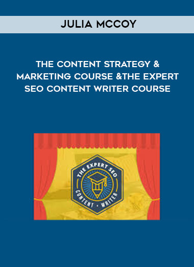 Julia McCoy - The Content Strategy & Marketing Course & The Expert SEO Content Writer Course form https://koiforest.com/