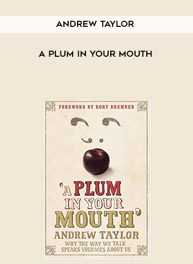 Andrew Taylor - A Plum in Your Mouth form https://koiforest.com/