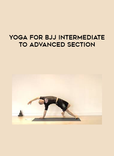 Yoga for bjj Intermediate to advanced section form https://koiforest.com/