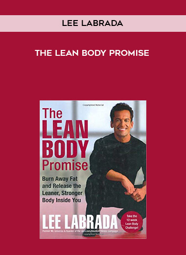 Lee Labrada - The Lean Body Promise form https://koiforest.com/