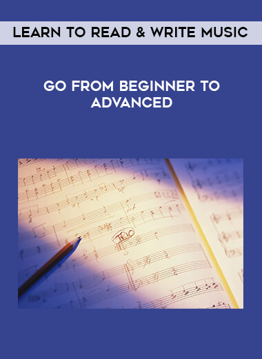 Learn To Read & Write Music - Go From Beginner To Advanced form https://koiforest.com/