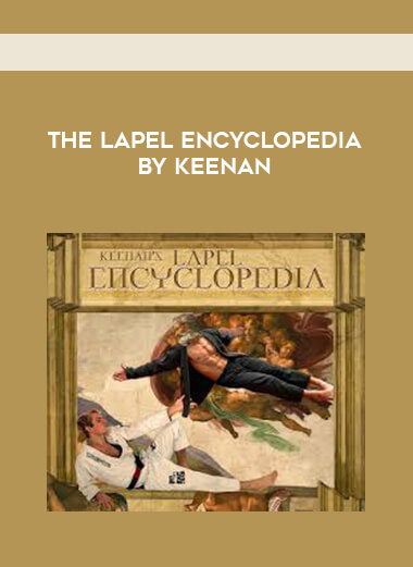 The Lapel Encyclopedia by keenan form https://koiforest.com/