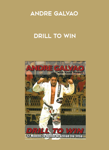 Andre Galvao - Drill To Win form https://koiforest.com/