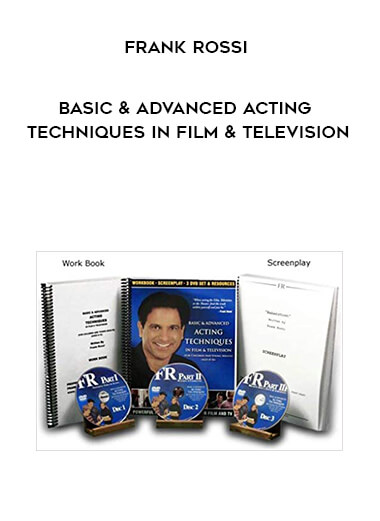 Frank Rossi - Basic & Advanced Acting Techniques In Film & Television form https://koiforest.com/