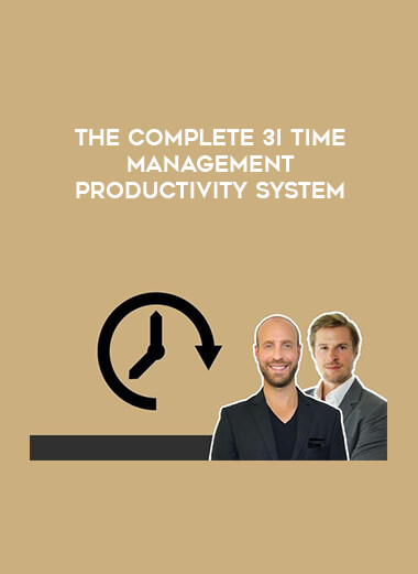 The Complete 3i Time Management Productivity System form https://koiforest.com/