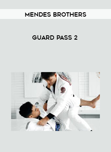 Mendes Brothers - Guard Pass 2 form https://koiforest.com/