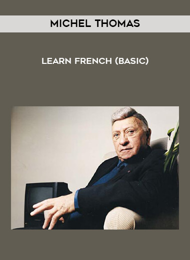 Michel Thomas - Learn French (Basic) form https://koiforest.com/
