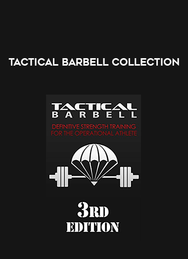 Tactical Barbell Collection form https://koiforest.com/