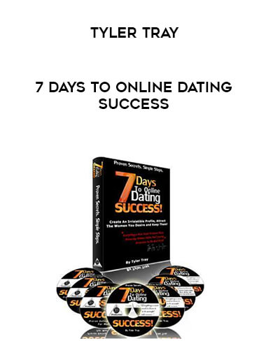 Tyler Tray - 7 Days To Online Dating Success form https://koiforest.com/