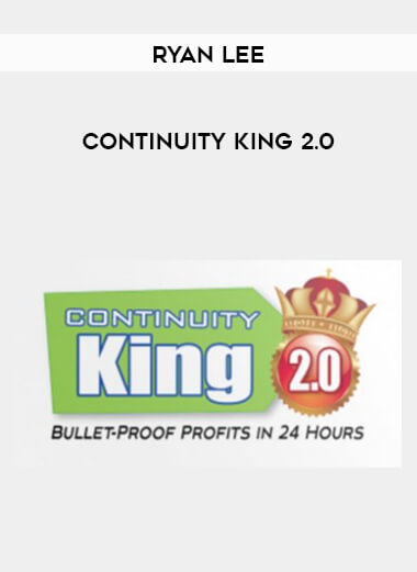 Ryan Lee - Continuity King 2.0 form https://koiforest.com/