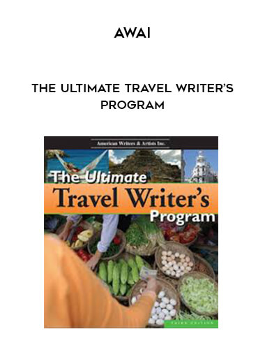 AWAI - The Ultimate Travel Writer's Program (4th Edition) form https://koiforest.com/