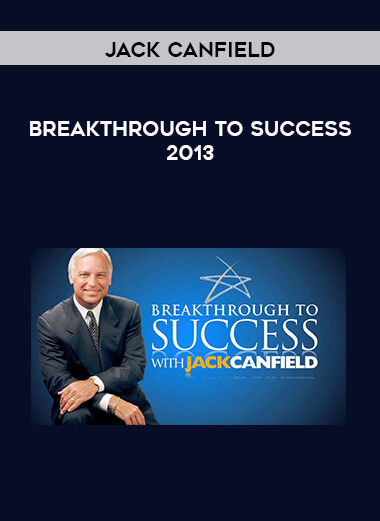 Jack Canfield - Breakthrough to Success 2013 form https://koiforest.com/