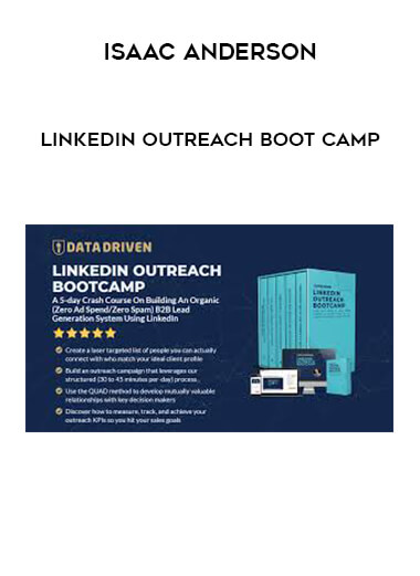 Isaac Anderson - Linkedin Outreach Bootcamp form https://koiforest.com/