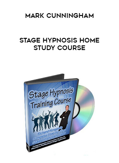 Mark Cunningham - Stage Hypnosis Home Study Course form https://koiforest.com/
