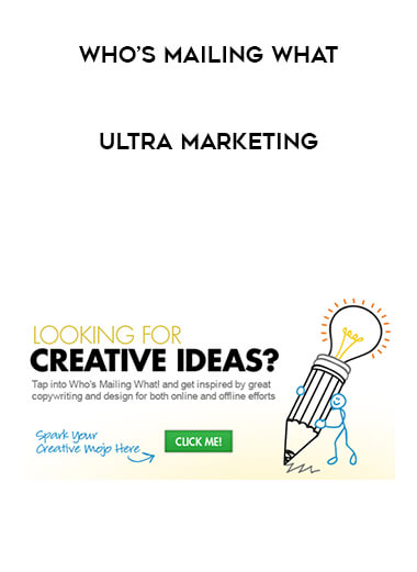 Who's Mailing What - Ultra Marketing form https://koiforest.com/
