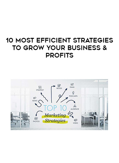 Eban Kays - 10 Most Efficient Strategies to Grow Your Business & Profits form https://koiforest.com/