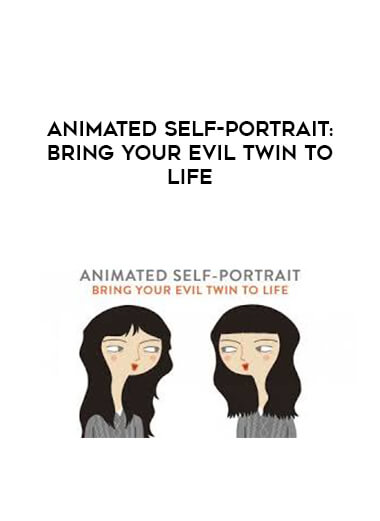 Animated Self-Portrait- Bring Your Evil Twin to Life form https://koiforest.com/