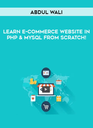 Abdul Wali - Learn E-Commerce Website in PHP & MySQL From Scratch! form https://koiforest.com/