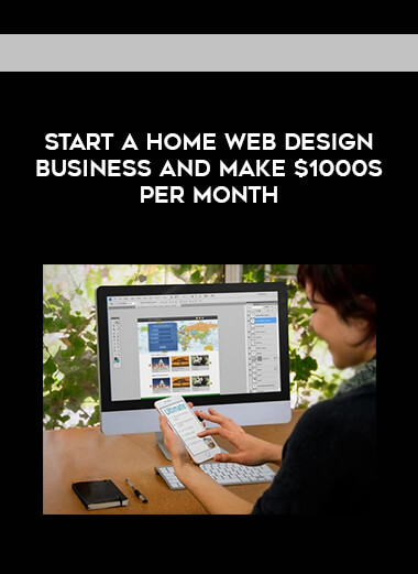 Start a Home Web Design Business and Make $1000s Per Month form https://koiforest.com/