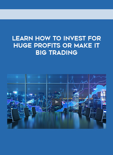 Learn How to INVEST for Huge Profits or Make it Big Trading form https://koiforest.com/