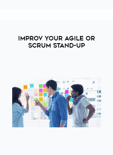 Improv your Agile or Scrum Stand-up form https://koiforest.com/