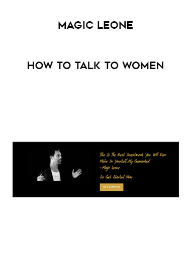 Magic Leone - How to talk to Women form https://koiforest.com/