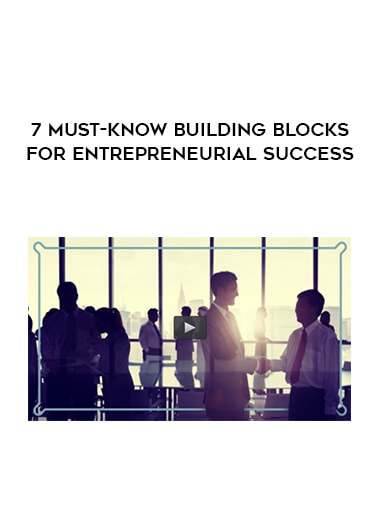 7 Must-Know Building Blocks for Entrepreneurial Success form https://koiforest.com/