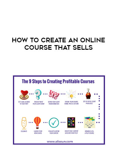 How To Create An Online Course That Sells form https://koiforest.com/