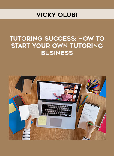 Vicky Olubi- Tutoring Success - How To Start Your Own Tutoring Business form https://koiforest.com/