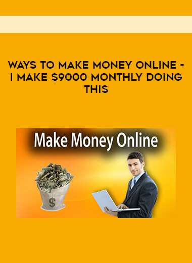 Ways To Make Money Online - I Make $9000 Monthly Doing This form https://koiforest.com/