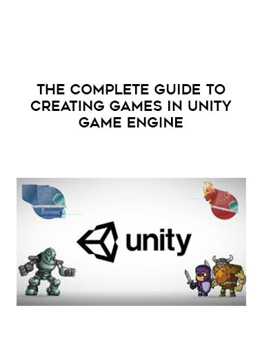 The Complete Guide To Creating Games In Unity Game Engine form https://koiforest.com/