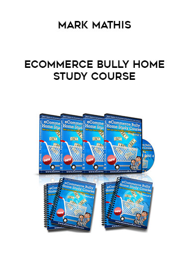 Mark Mathis - eCommerce Bully Home Study Course form https://koiforest.com/