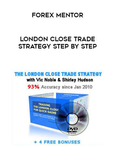 Forex Mentor - London Close Trade Strategy Step By Step form https://koiforest.com/