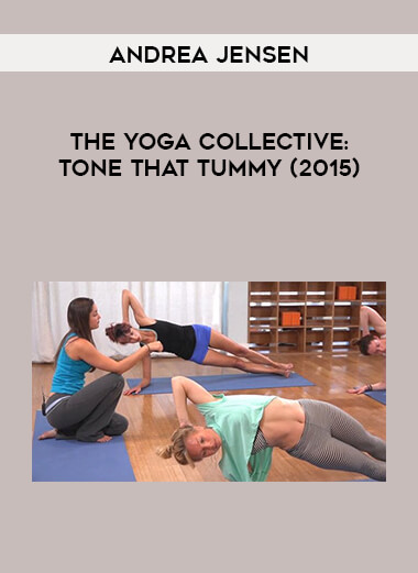 The Yoga Collective - Tone That Tummy - Andrea Jensen (2015) form https://koiforest.com/