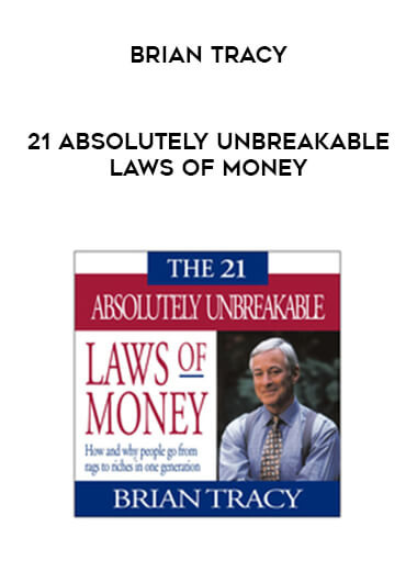 Brian Tracy - 21 Absolutely Unbreakable Laws Of Money form https://koiforest.com/