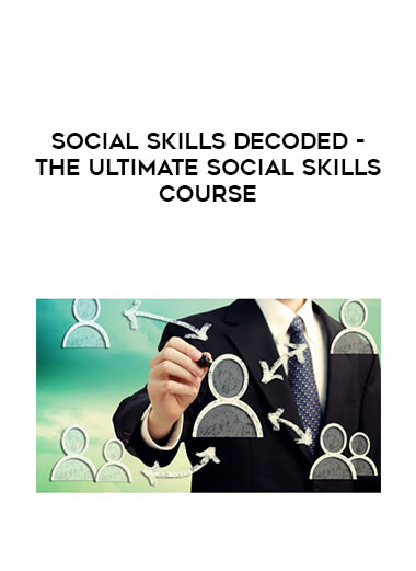SOCIAL SKILLS DECODED - The Ultimate Social Skills Course form https://koiforest.com/