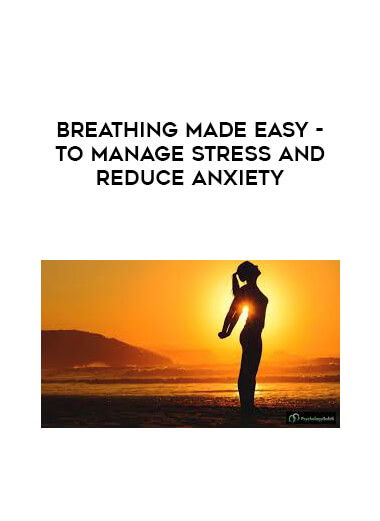 Breathing Made Easy - To Manage Stress and Reduce Anxiety form https://koiforest.com/