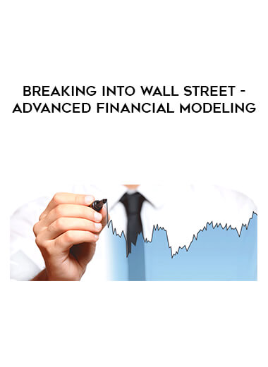Breaking Into Wall Street - Advanced Financial Modeling form https://koiforest.com/