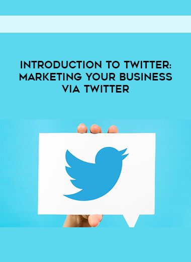 Introduction to Twitter - Marketing Your Business via Twitter form https://koiforest.com/